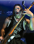ROBERT TRUJILLO - METALLICA
